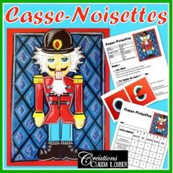 Noël: Casse-Noisettes, arts plastiques