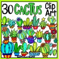Cactus Clip Art