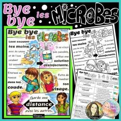 Bye bye les microbes !