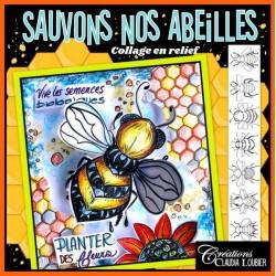 Sauvons nos abeilles ! Arts plastiques médiatiques