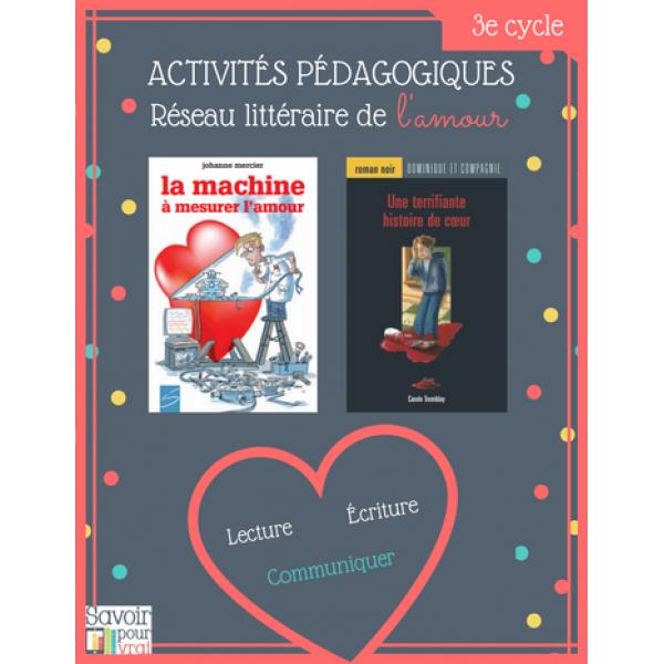 Réseau littéraire de l'amour - 3e cycle