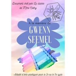 Arts: À la manière de Gwenn Seemel