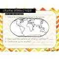Projet sur les continents - lecture & écriture