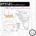 Affiches de mathématiques - vol. 3 - géométrie