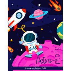 Astro-mots / jeu pour travailler le vocabulaire