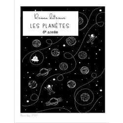 Réseau littéraire : Les planètes