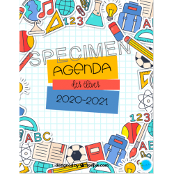 Agenda des élèves 2020-2021