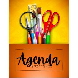Agenda pour élève 2021.2022