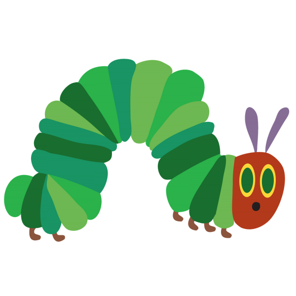 THE VERY HUNGRY CATERPILLAR - PICTIONARY