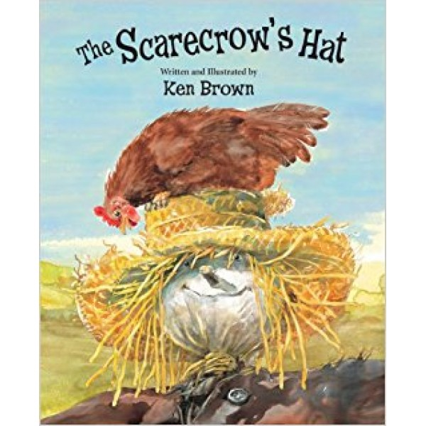 THE SCARECROW'S HAT - PICTIONARY