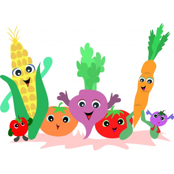 VEGETABLES - ACTIVITY - MULTIPLE CHOICES - 2