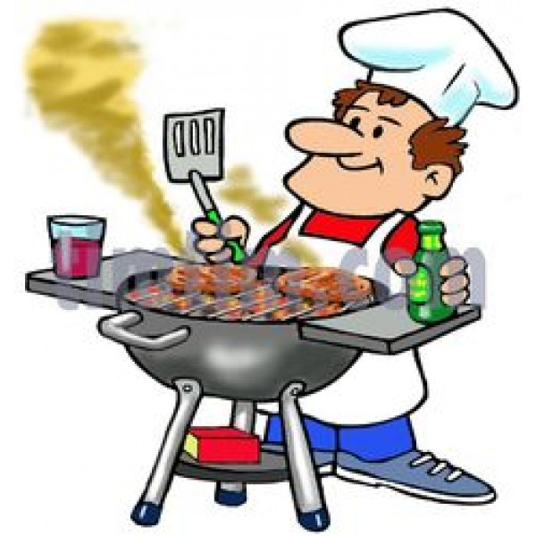 FOOD - ACTIVITY - THE BARBECUE