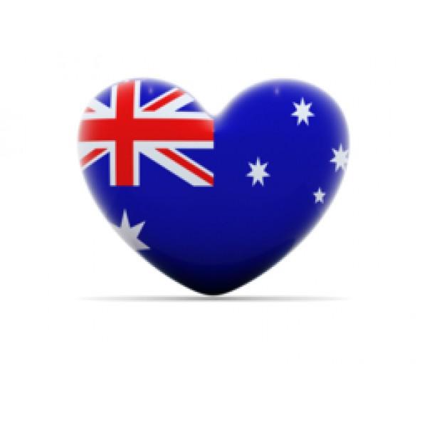 AUSTRALIE - LOTO - BINGO - FRANCO-ANGLAIS