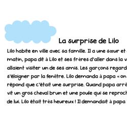 La surprise de Lilo