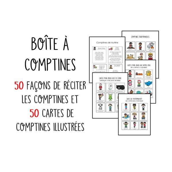 Boîte à comptines