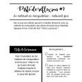 52 pistes de réflexion : aménagement