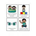 100 cartes illustrées d'idées de jeux