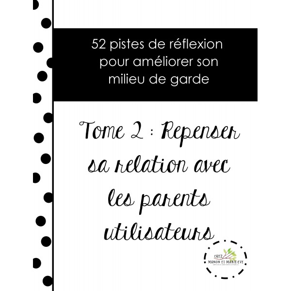 Repenser sa relation avec les parents