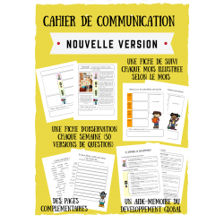 Cahier de communication (nouvelle version)