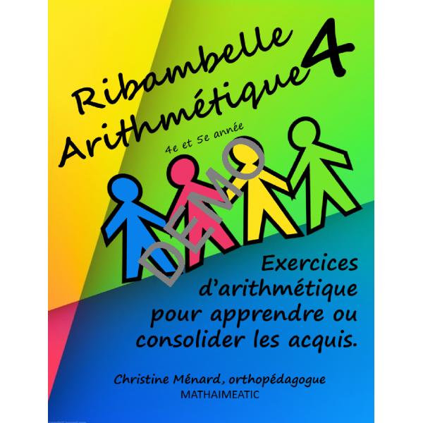 Ribambelle Arithmétique 4