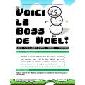 C1 2e - Boss de Noël - Les collations des rennes