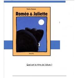 Dossier roméo et juliette de Mario Ramos