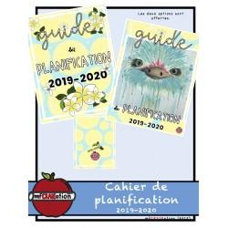 PRÉSCOLAIRE - Guide de planification 2019-2020