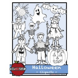 Cliparts - Halloween