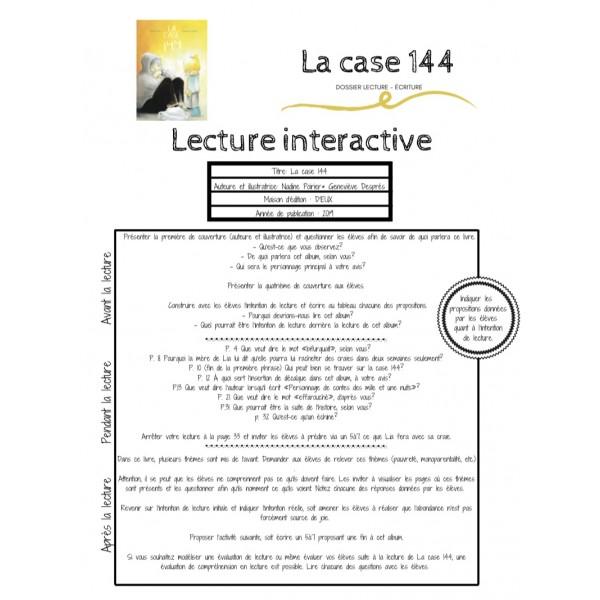 Dossier La case 144