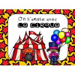 On s'amuse avec le cirque