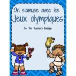On s'amuse avec les Jeux olympique