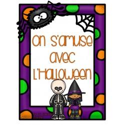 On s'amuse avec l'Halloween