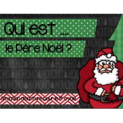 Qui est le Père Noël? Situation d'apprentissages