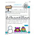 Texte narratif - Le bonhomme de neige