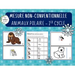 Mesure non-conventionnelle - Les animaux polaires
