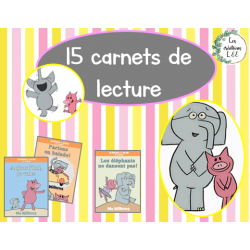 Carnets de lecture - Mo Willems