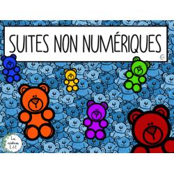Suite non numériques-oursons