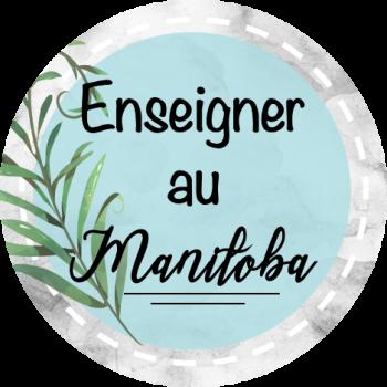 Enseigner au Manitoba