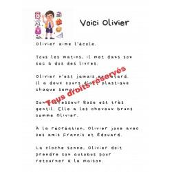 Voici Olivier!