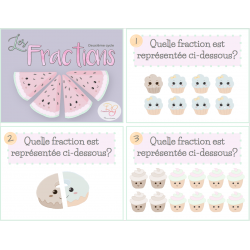 [CAT] Les fractions 2e cycle