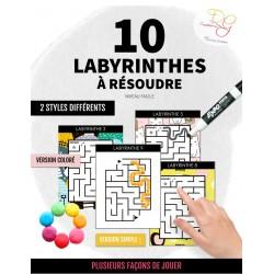 [PRESCO] 10 Labyrinthes faciles