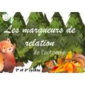 CAT- Les marqueurs de relation de l'automne