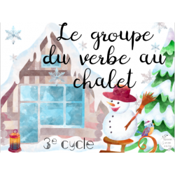 CAT - Le groupe du verbe au chalet
