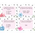 CAT- Les fleurs du générique au spécifique