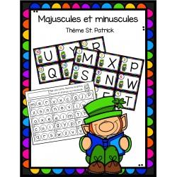 Majuscules et minuscules - St. Patrick