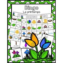 Bingo printemps