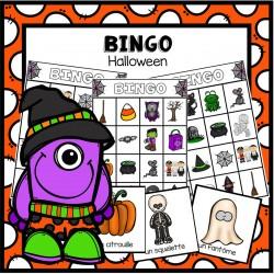 Bingo Halloween