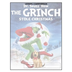 Listening Comprehension - How the Grinch ...