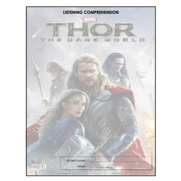 Listening Comprehension - Thor: Dark World