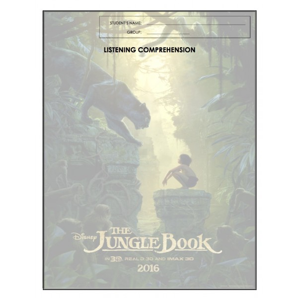 Listening Comprehension - The Jungle Book